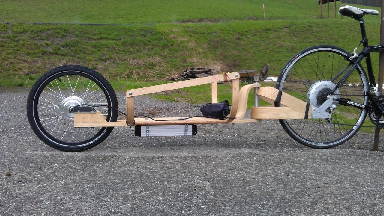 Remorque bois motorisée - aravisenergies